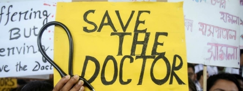 Ultimatum to Mamata: AIIMS RDA threatens indefinite strike