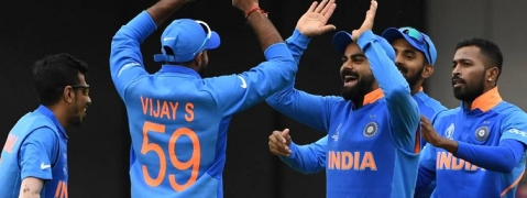 India beat Pakistan by 89 runs D/L method in ICC Cricket World Cup
