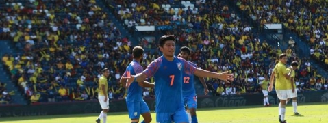 King's Cup: India drubs Thailand 1-0 to end with 3rd spot
