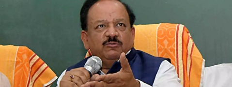 PM constantly monitoring situation in Muzaffarpur, says Vardhan