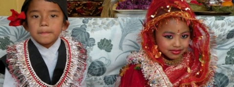 Child marriages around the world
