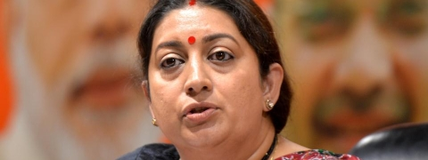 Smriti steals limelight as she gets long applause: Rahul has a milder show