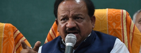 Plea against Harshvardhan, Mangal Pandey over kid deaths in Bihar