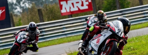 Honda's Sarath snaps maiden win of 2019 season