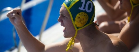 Australia ousts Hungary in shootout at FINA Water Polo WLSF