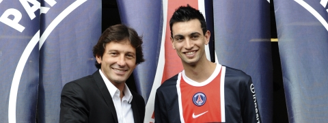 Leonardo returns as PSG sporting director