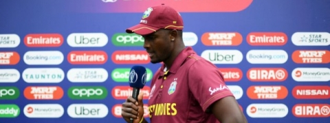 Windies win toss, elect to bowl against NZ