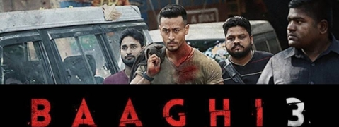 Tiger Shroff gets ready for breathtaking stunts in 'Baaghi 3'