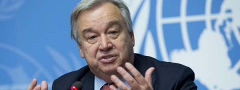 UN coop with League of Arab States pivotal: Guterres
