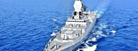 Indian Navy sending 2 warships to protect shipping in Gulf