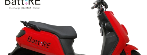 BattRE launches smart electric scooter starting at Rs 63,555