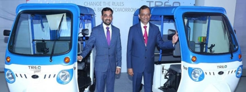 Mahindra's Electric 3-Wheeler range now available in Telangana