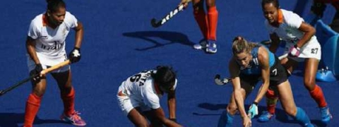 India colts advance to final of FIH Women's Series Finals