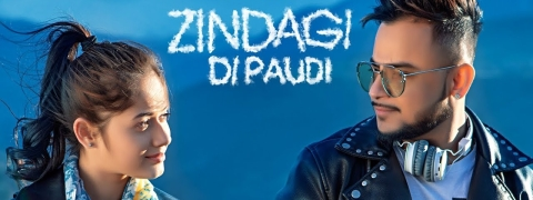 T-Series' song 'Zindagi Di Paudi' featuring Millind Gaba is out