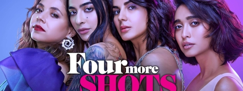 Amazon Prime to soon launch season 2 of 'Four More Shots Please'