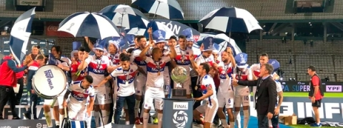 Tigre win Argentina's Superliga Cup
