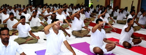 BSF to celebrate International Yoga Day on June 21