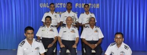 57 officers to pass out of QFIC on Jun 7