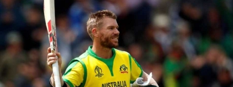 Warner 166, Khawaja 89 take Australia to 381/5