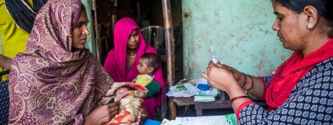 UNICEF to campaign for curbing communicable disease problem in UP