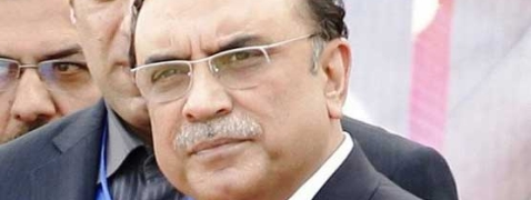 NAB arrests Zardari in fake bank accounts case