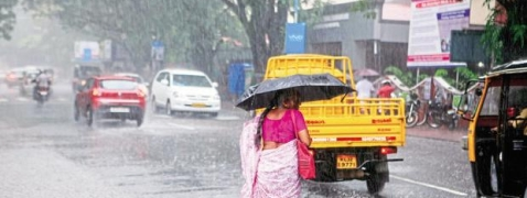 Heavy rain in Konkan during next 24 hours