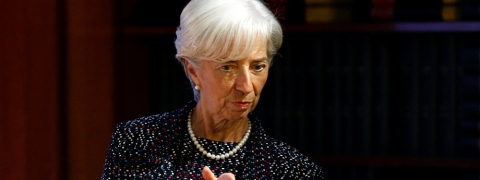 IMF: Executive Board accepts MD Lagarde's resignation