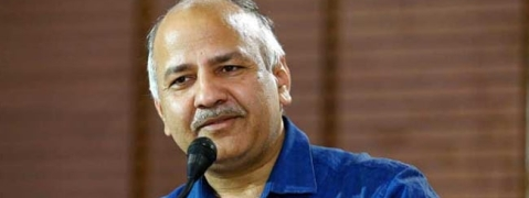 Sisodia questions no increase in Central Taxes share of Delhi