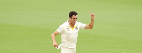 Pumped up Cummins gears up for Ashes challenge