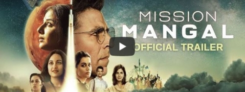 'Mission Mangal' trailer out now