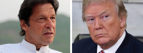 Trump to meet Pak PM on July 22