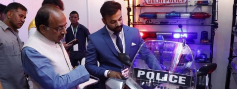 Over 25 countries to showcase advanced security technologies at global police expo