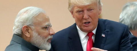 India denies Modi asked for Trump help on Kashmir; Tharoor, Omar mock