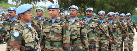 Indian peacekeepers lauded in Haiti