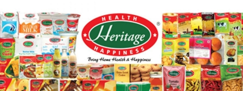 Heritage Foods Q1 consolidated net down by 15.18 pc