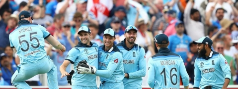 England beat India by 31 runs, keep their semis hope alive