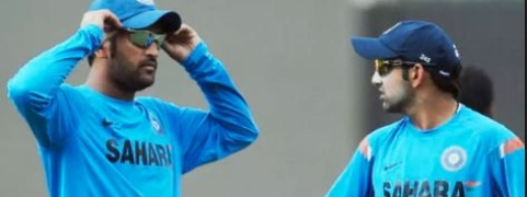 Need to take practical decisions: Gambhir on MS Dhoni