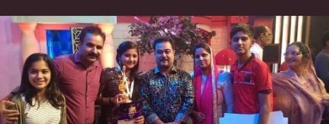 Udhampur's girl wins voice of Punjab 'Chota Champ' season 6 title