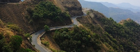 Ganganbavda national highway in Maharashtra closed