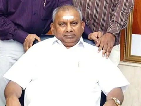 Saravana Bhavan owner  Rajagopal passes away