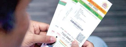 Opposition flays Aadhaar Bill in RS