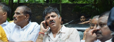 I am confident of MLAs withdrawing their resignation letters: Shivakumar