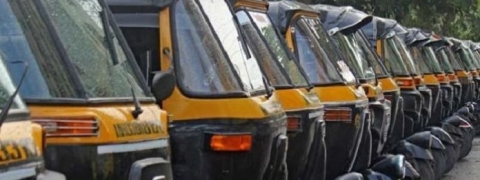 Auto-rickshaw drivers to observe strike in Aurangabad