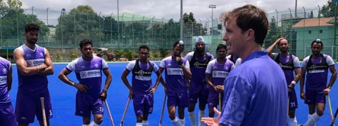 Hockey India invites Fergus for national camp