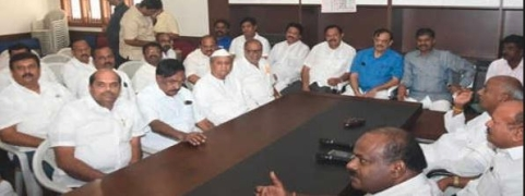 Political uncertainty will continue: Kumaraswamy