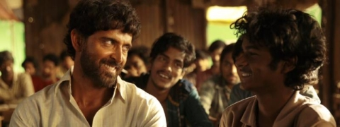 Hrithik new song of 'Super 30' garners 5.7 million views
