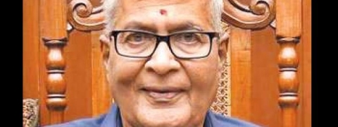 Ex-MP Ramakrishnan passes away