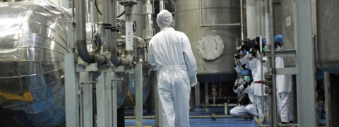 Iran exceeds 3.67 pc uranium enrichment cap
