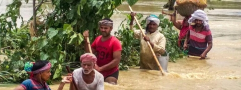 67 killed in Bihar floods, over 46 lakh affected