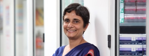 Indian woman biologist inducted into FRS